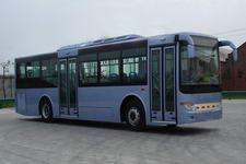安凯牌HFF6120G03EV型电动城市客车图片