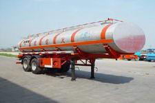 江淮扬天9.6米25吨2轴化工液体运输半挂车(CXQ9350GHY)