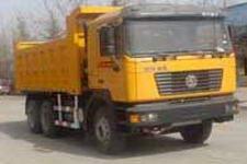 卓里-克劳耐后双桥,后八轮自卸车国三271马力(SXL3250)