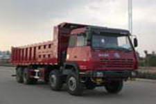榆公前四后八自卸车国三290马力(YCG3315UR366)