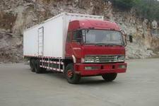 柳特神力牌LZT5255XXYP2K2E3L3T1A92型平头厢式运输车图片