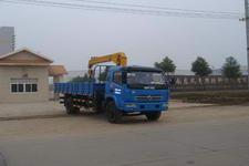 江特牌JDF5130JSQ型随车起重运输车