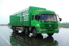 华凯牌CA5240CLXYKPK2L1T4E3型仓栅式运输车
