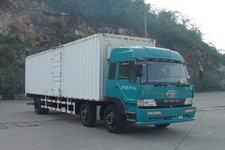 柳特神力牌LZT5252XXYPK2E3L10T3A95型平头厢式运输车图片