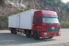 柳特神力牌LZT5311XXYPK2E3L11T2A90型平头厢式运输车图片