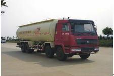 武工牌WGG5317GSNZ型散装水泥运输车图片