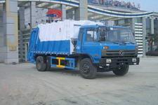 龙帝牌SLA5160ZYSE6型压缩式垃圾车