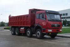 青特前四后八自卸车国三290马力(QDT3300CQ60)