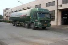 奥斯力牌LQZ5317AGFL型粉粒物料运输车