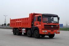 华骏前四后八自卸车国三290马力(ZCZ3316CQ36)