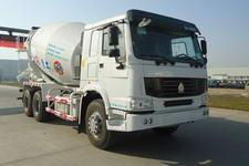 天马牌KZ5257GJBZZ4W型混凝土搅拌运输车