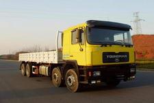 青年曼国三前四后八货车418马力18吨(JNP1310FD1)