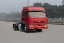 红岩单桥集装箱半挂牵引车271马力(CQ4184SMDG351C)