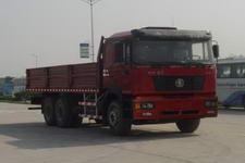 陕汽重卡国三后双桥,后八轮货车271-310马力10-15吨(SX1255JM434)