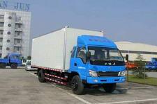南骏牌CNJ5120XXYPP45B型厢式运输车
