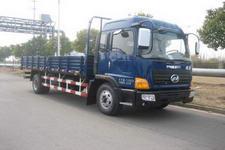 跃进国三单桥货车160马力10吨(NJ1160DDPW)