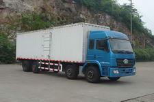 柳特神力牌LZT5313XXYPK2E3L11T2A90型平头厢式运输车图片
