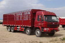 力帆骏马国三前四后八仓栅式运输车290-340马力15-20吨(LFJ5311CLXY1)