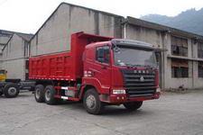 通工牌TG3255M3645C型自卸汽车
