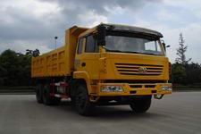 通工牌TG3250CQE384型自卸汽车