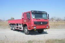 豪泺越野载货汽车(ZZ2257N4657C1)