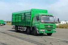 华凯牌CA5250CLXYP1K2L1T3E3型仓栅运输车