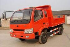 华通牌JN4015PD型自卸低速货车
