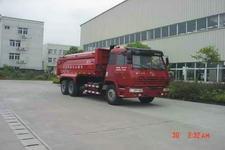 武工牌WGG5252ZFLS型密封式粉粒物料自卸车图片