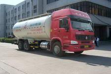 奥斯力牌LQZ5257GFL型粉粒物料运输车