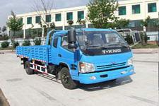 欧铃国三单桥货车113马力10吨(ZB1140TPE7S)