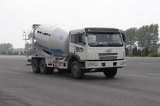 冰花牌YSL5252GJBP2K2T1E型混凝土搅拌运输车