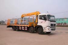 SGZ5310JSQDFL3A3型华威驰乐牌随车起重运输车图片