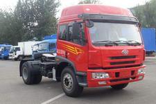 解放单桥平头柴油牵引车243马力(CA4163P1K2EA82)