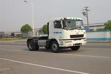 华菱之星单桥牵引车301马力(HN4181P34C4M3)