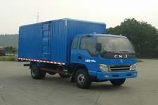 南骏牌CNJ5120XXYPP37B型厢式运输车