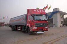 SGZ5311GHYZZ3J型华威驰乐牌化工液体运输车图片