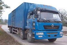 徐工重卡国三前四后六厢式运输车256-261马力15-20吨(NXG5319XXY3A)