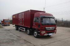 徐工牌NXG5319XXY3A型厢式运输车图片