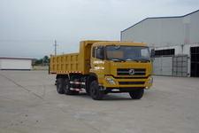 葛汽牌CGQ3251A6型自卸汽车
