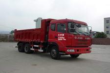 葛汽牌CGQ3257GM型自卸汽车
