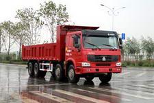 龙帝前四后八自卸车国三336马力(SLA3311Z6)