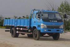欧铃国三单桥货车116马力10吨(ZB1140TPF5S)