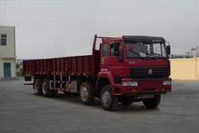 斯達-斯太爾國三前四后八貨車336馬力18噸(ZZ1311N3861C1H)