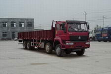斯達-斯太爾國三前四后八貨車336馬力18噸(ZZ1311N4661C1H)