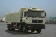陕汽通力前四后八自卸车国三290马力(STL3310DR366)