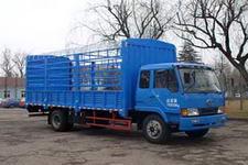 华凯牌CA5160CLXYK28L5CE3型仓栅运输车