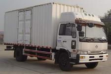 徐工重卡国三单桥厢式运输车180-194马力5-10吨(NXG5160XXY3)