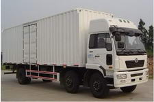 NXG5250XXY3A型徐工牌厢式运输车图片