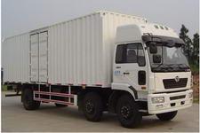 NXG5200XXY3型徐工牌厢式运输车图片