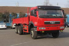 解放平头柴油越野汽车(CA2250P2K15L2TEA80)